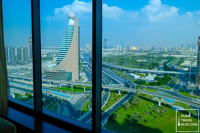dubai city view h hotel