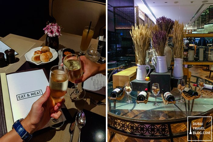 eat & meat dubai restaurant