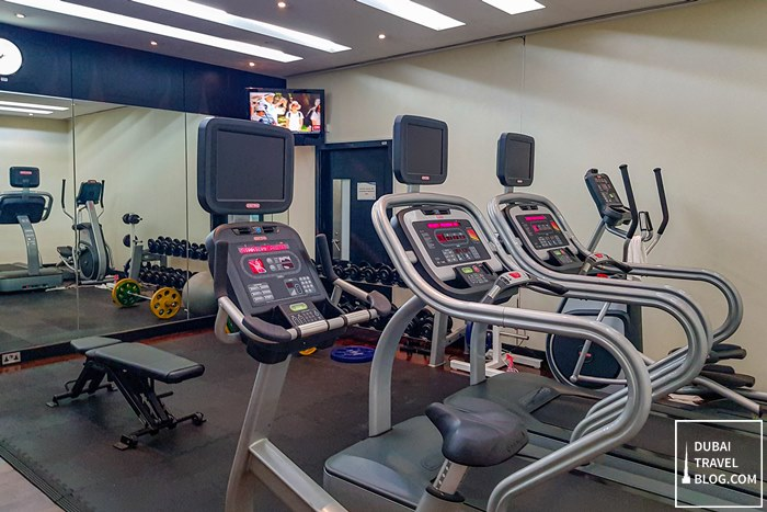gym in dubai international airport