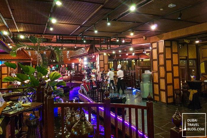 restaurant bambooda dubai
