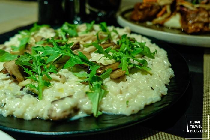 risotto eat & meat dubai