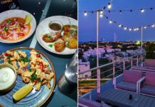 Hi Five Dubai Restaurant and Lounge