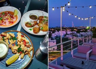 Hi Five Dubai Restaurant and Lounge
