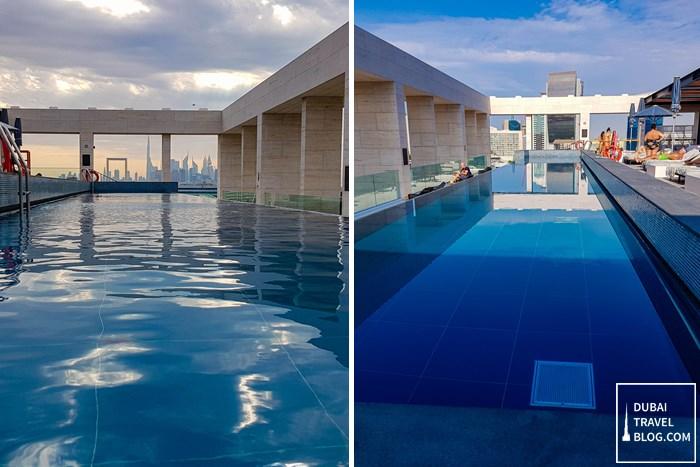 al seef heritage hotel dubai pool