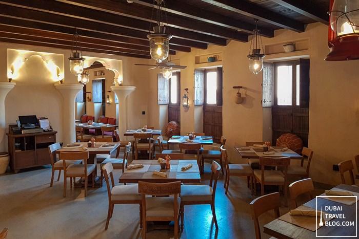 breakfast at saba'a dining restaurant