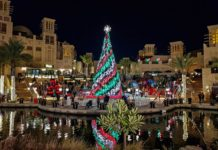 christmas festive market madinat jumeirah