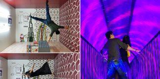 dubai museum of illusions photo