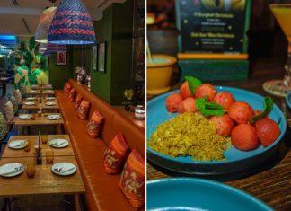mango tree thai bistro restaurant hilton the walk