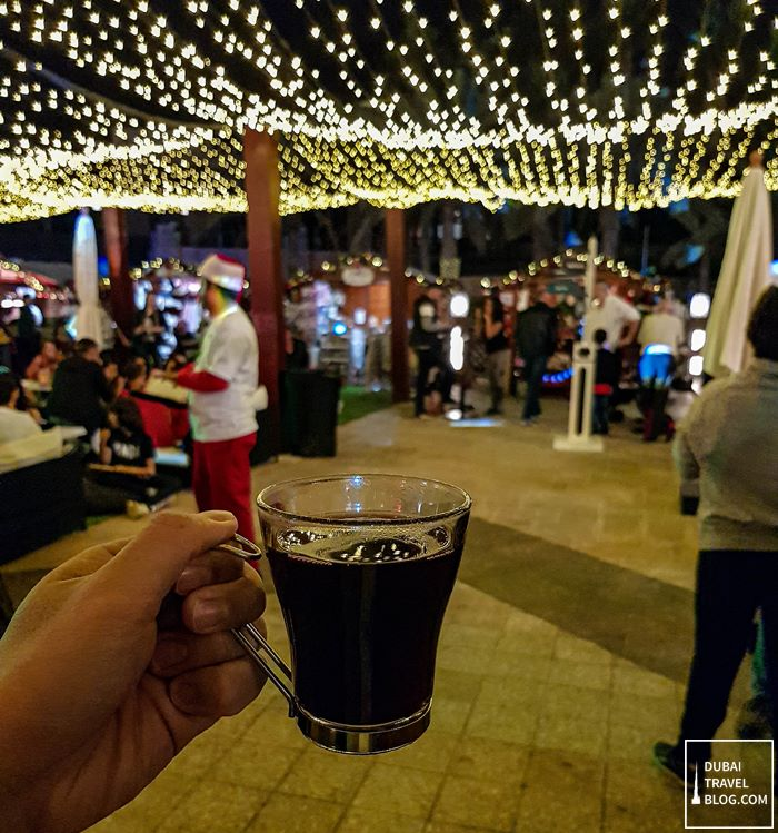 mulled wine dubai