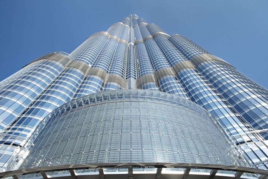 Burj Khalifa Eyesight