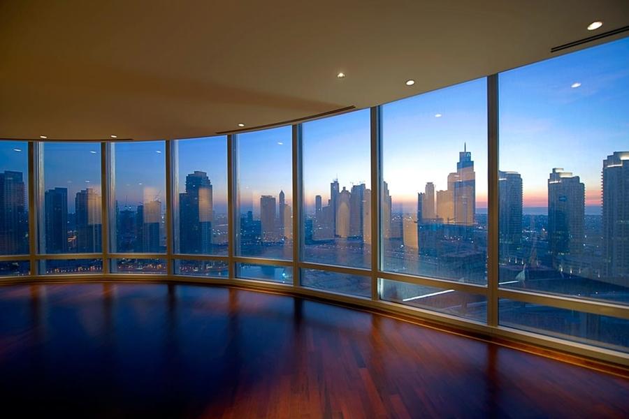 Burj Khalifa's View