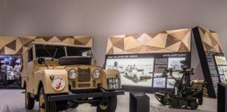Etihad Museum Exhibit