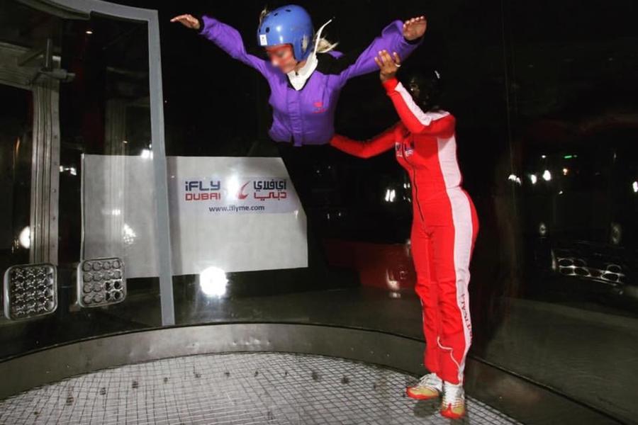 iFLY Dubai Trainer