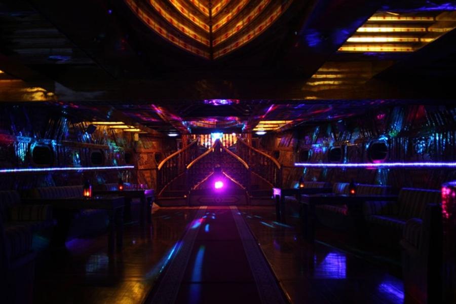 Rustar Floating Restaurant Bar