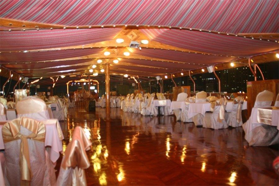 Rustar Floating Restaurant Dining