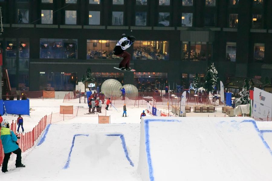 Ski Dubai Jump