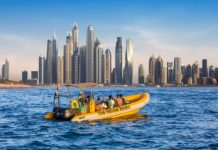 The Yellow Boats Dubai Tour