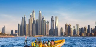 The Yellow Boats Dubai Tour