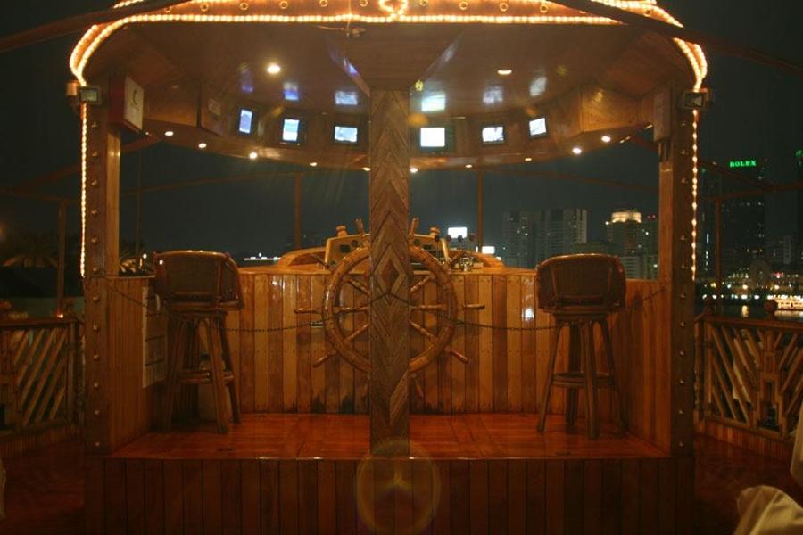 Wheel Rustar Floating Restaurant