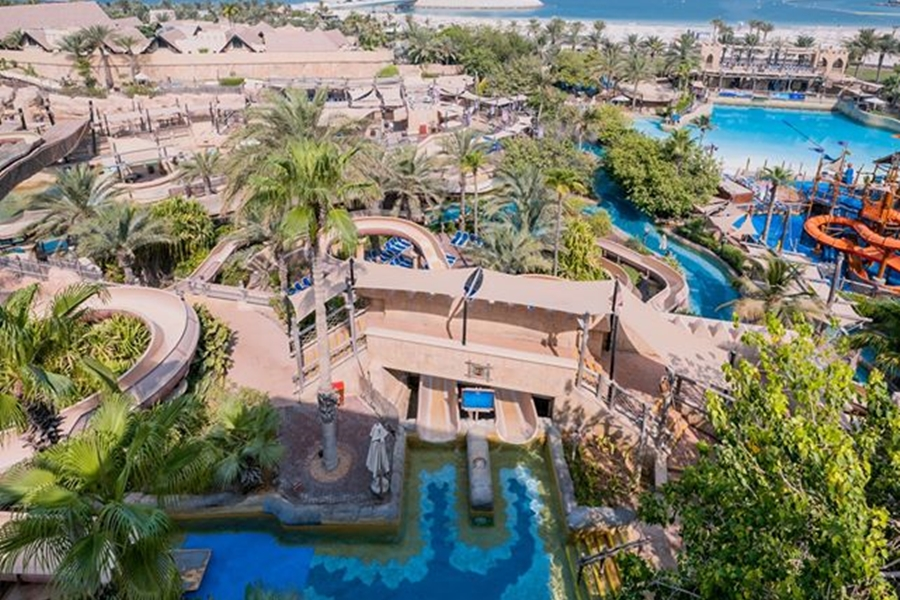 Wild Wadi Waterpark Overview
