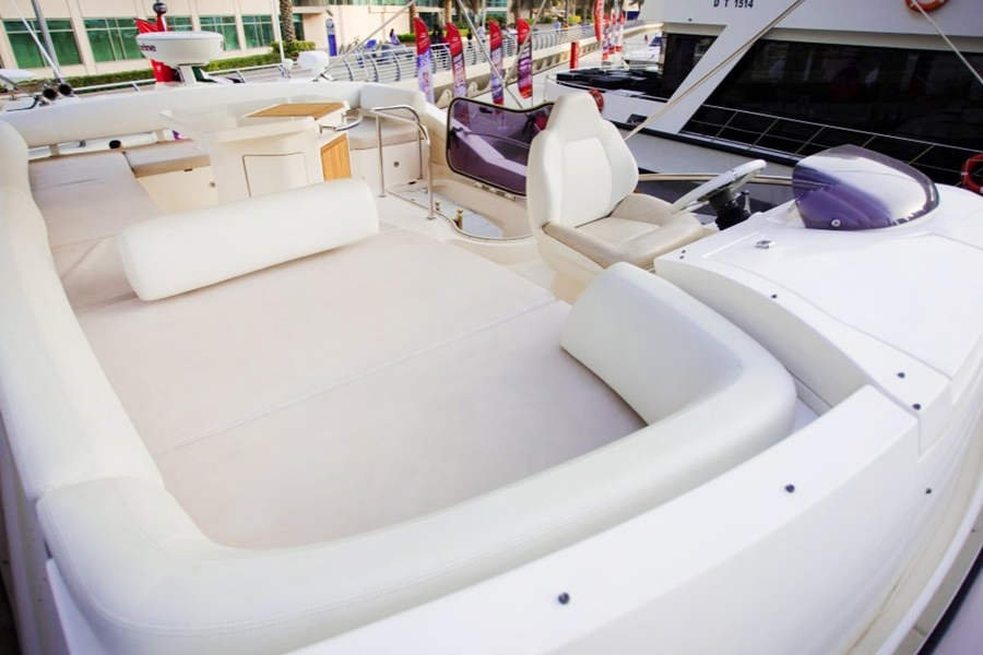 Yacht Outdoor Deck