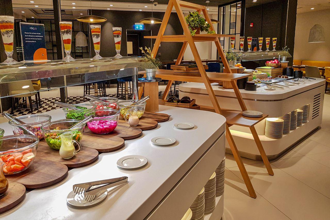 focus glocal dubai hyatt place jumeirah hotel
