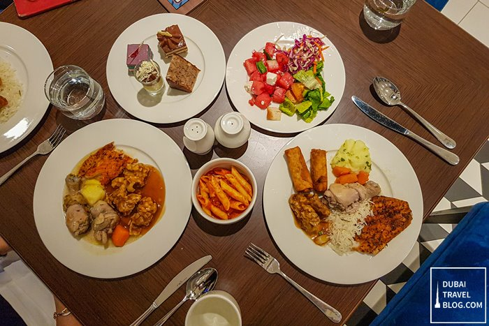 focus restaurant dubai hyatt place jumeirah