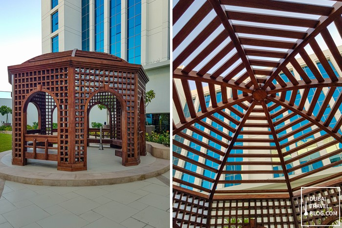 gazebo hyatt place dubai jumeirah