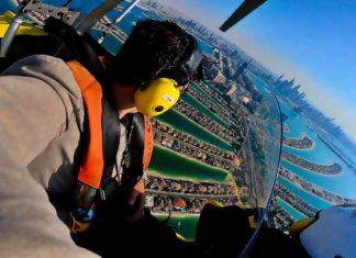 gyrocopter flight experience dubai