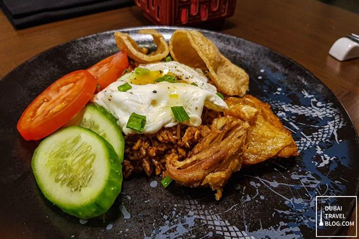 nasi goreng wox restaurant