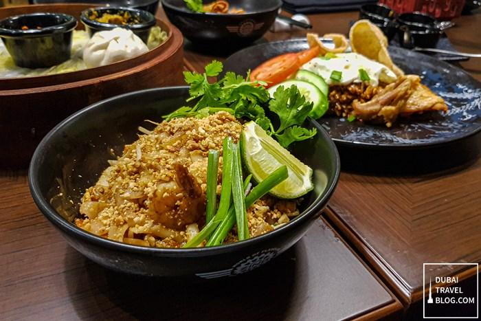 pad thai wox restaurant