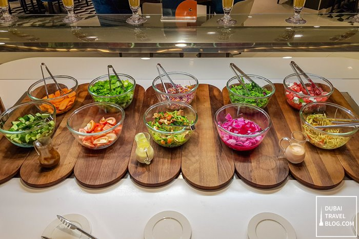 salad bar focus hyatt place dubai jumeirah