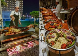 aseelah restaurant review dubai