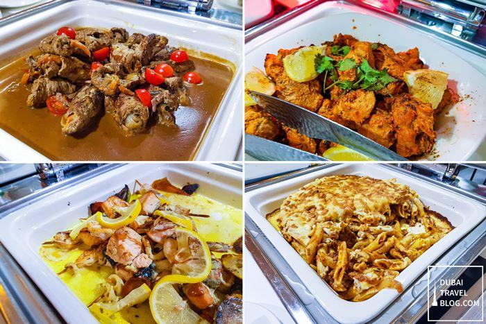 flavours restaurant buffet dubai