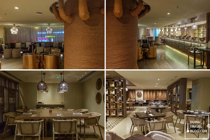 inside aseelah restaurant dubai review