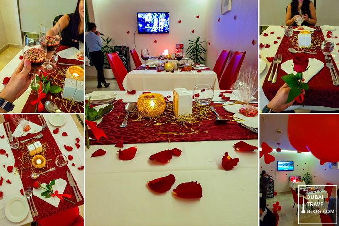 valentines at ramada jbr