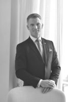 Jumeirah Emirates Towers - Marcus Sutton - General Manager B&W 1