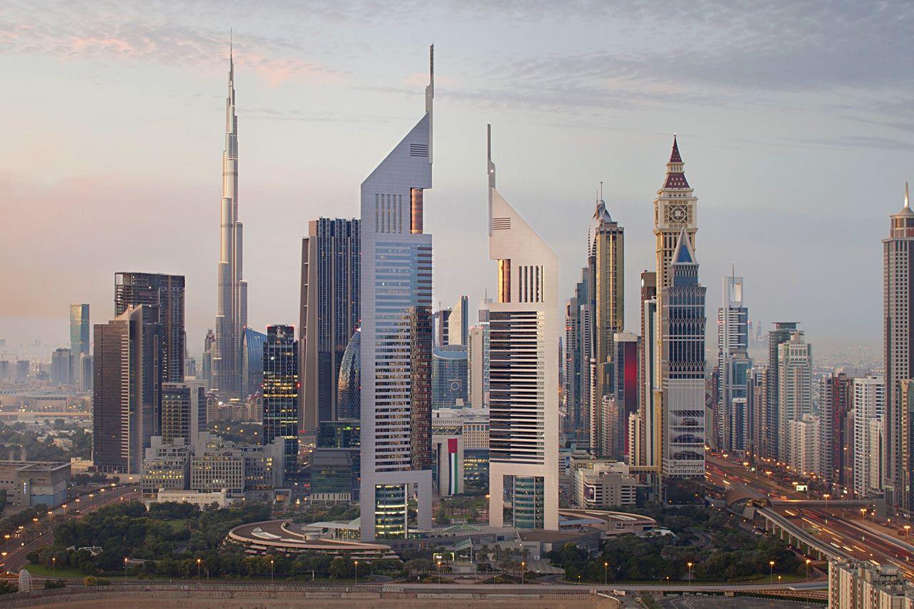 Emirates towers дубай кампионе д италия недвижимость
