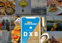 Entertainer Dubai Bundle and Dubai Travel Blog giveaway