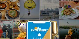 Entertainer Dubai Bundle and Dubai Travel Blog giveaway