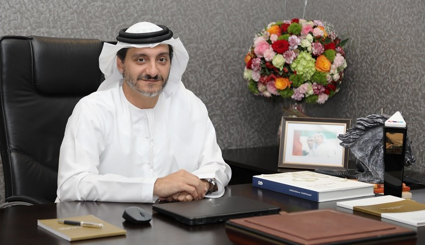 HE Saleh Mohamed Al Geziry - Ajman Tourism General Director