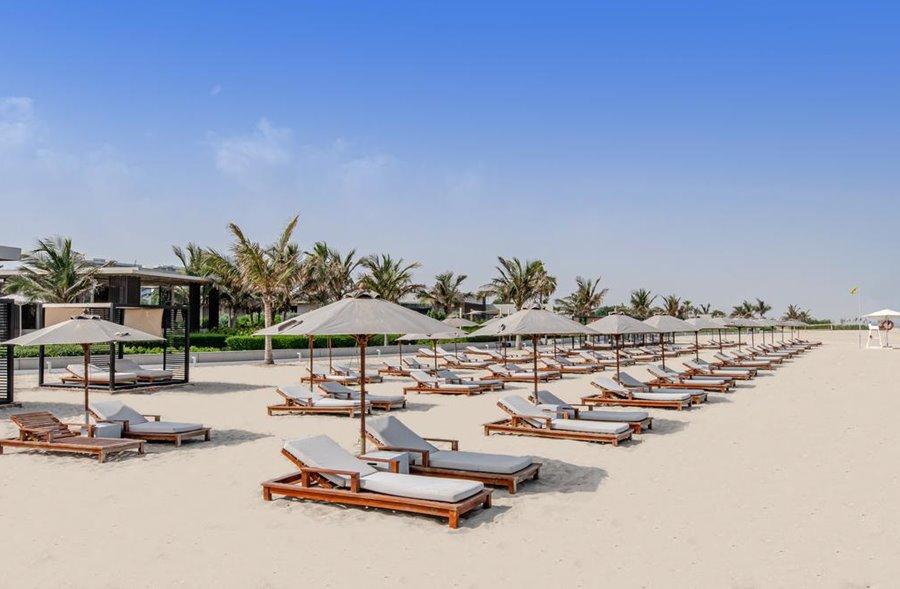 oberoi beach resort ajman