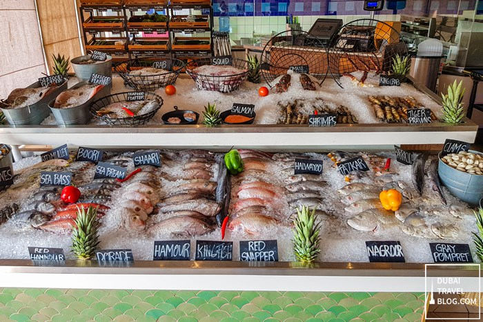 dubai fish market radisson
