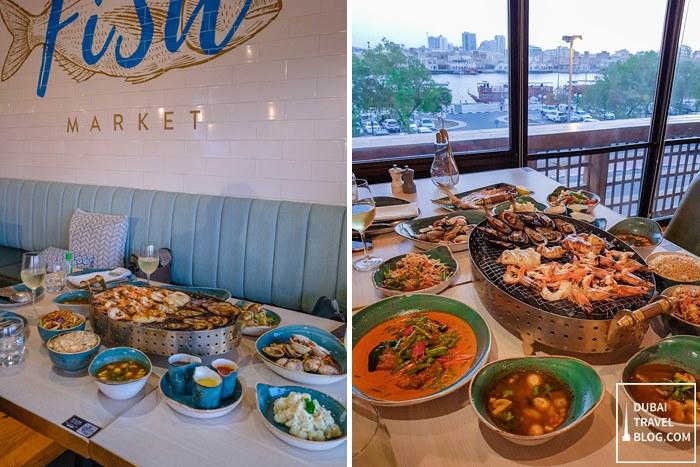 dubai fish market restaurant