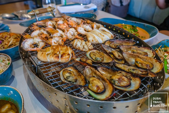 seafood grill fish market dubai