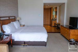 premium seaview bedroom amwaj rotana
