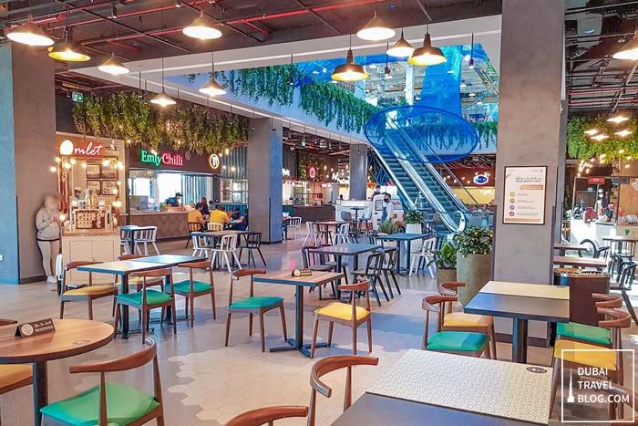 Food Central Deira City Centre