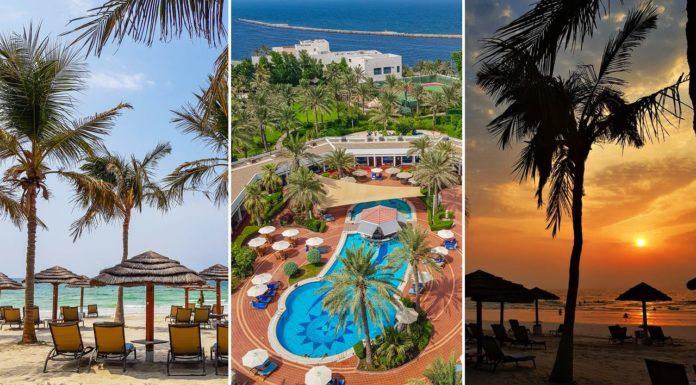 ajman hotel review by blazon hotels