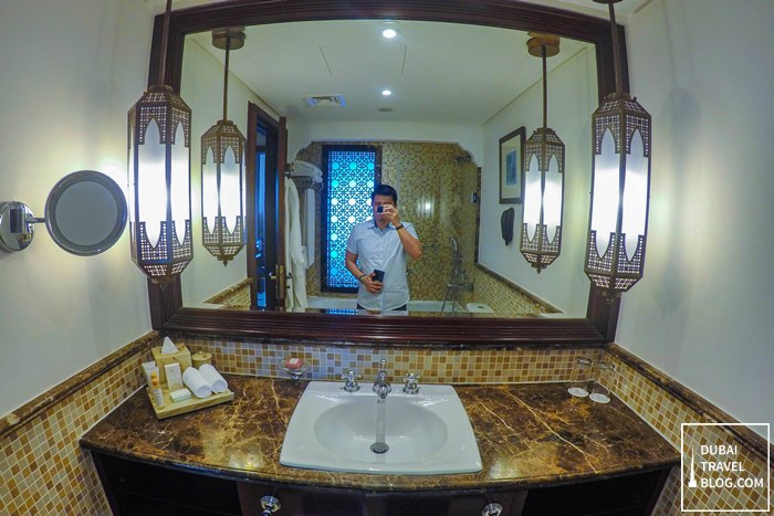 bathroom photo ajman hotel resort