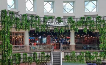 city centre deira food central